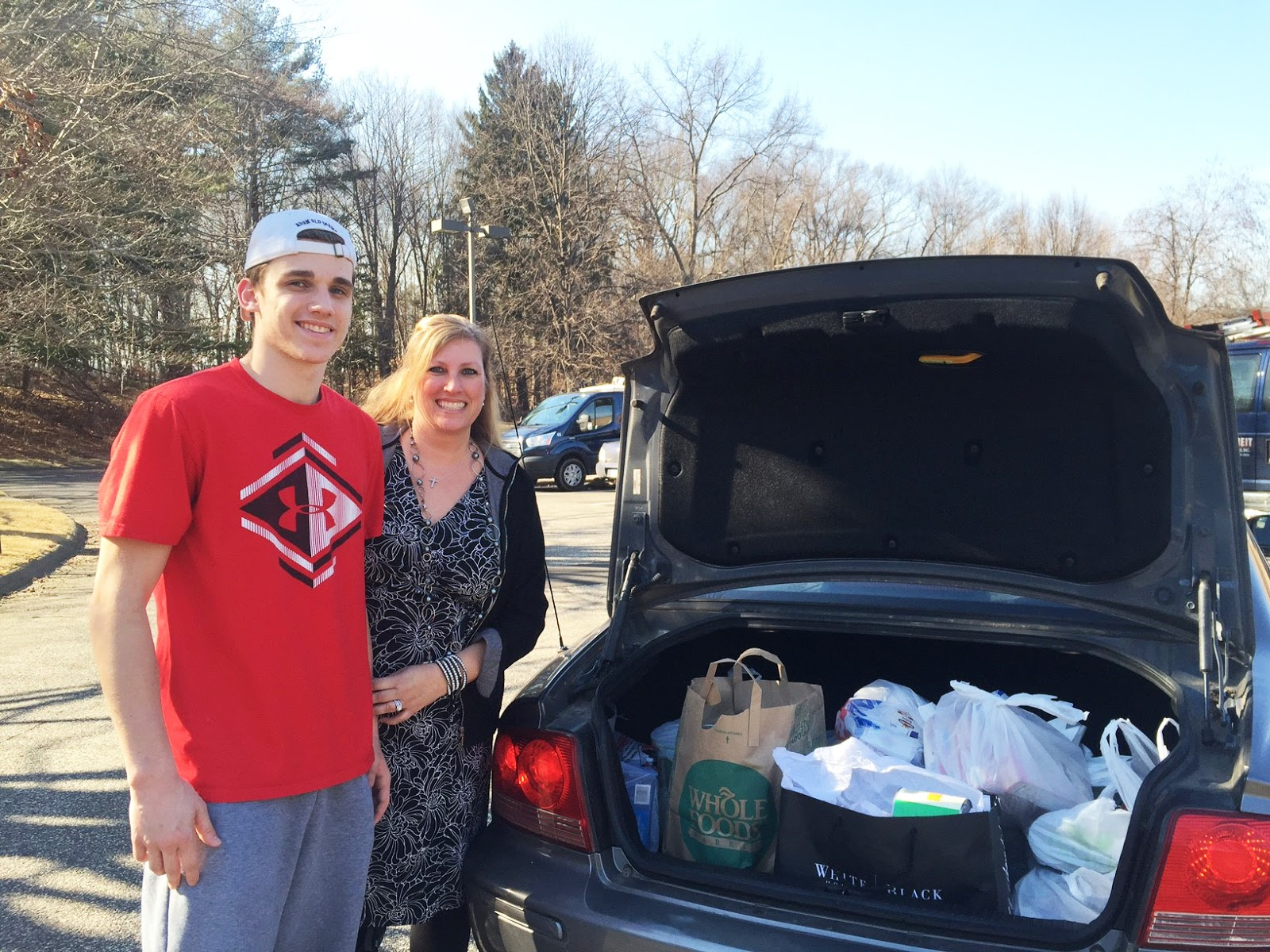 Cheshire Community Food Pantry Hobson Recruiters Help